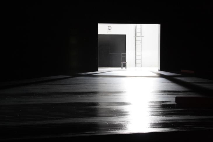 photo du plateau du théâtre